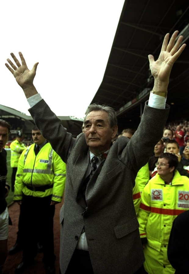 Brian Clough (Foto: Getty Images)