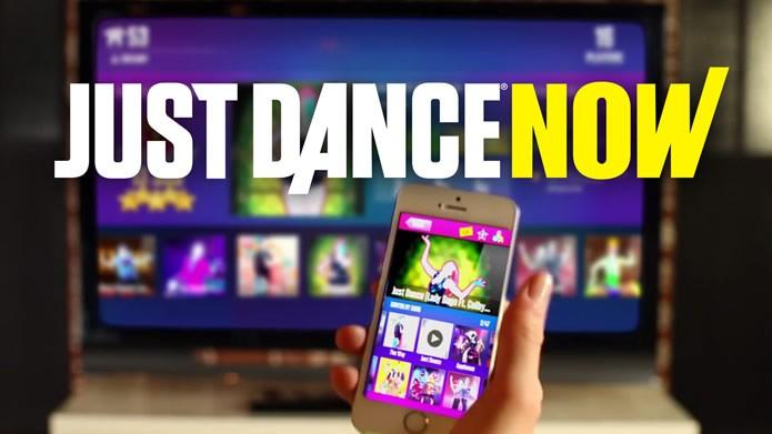 Just Dance Now transposta para o celular toda a diversão da versão para o console (Foto: Divulgação/Ubisoft)