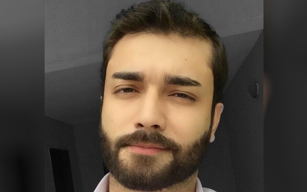 Elvis Greener Rosendo, de 25 anos, foi morto a tiros em Anápolis (Foto: Reprodução/Facebook)