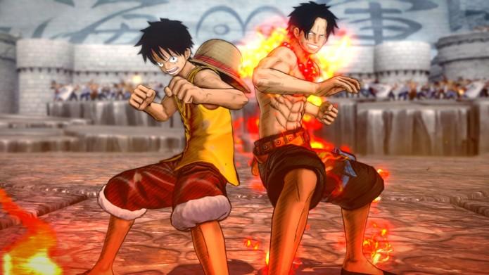 Novo One Piece chega ao PS4, Vita e PC (Foto: Divulgação/Bandai Namco)