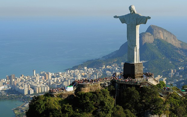 Cristo Redentor (Foto: Ag&#234;ncia Getty Images)