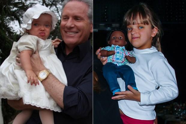 Crianças - Rafa Justus (Foto: Manuela Scarpa/Photo Rio News)