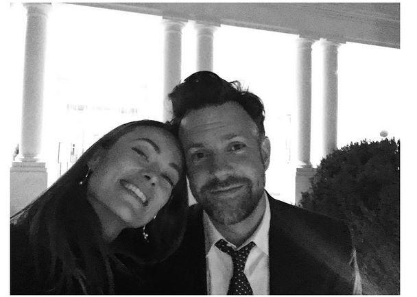 Olivia Wilde e Jason Sudeikis (Foto: Reprodução)