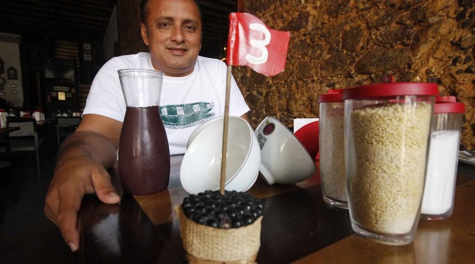 empreendedor, açaí, alimentação, nazareno alves, (Foto: Agência Sebrae)
