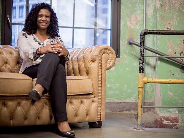 A produtora dos Racionais MC's, Eliane Dias (Foto: Agência Mirror/Divulgação)