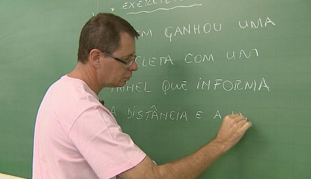 Professor é um dos profissionais que precisa de habilidades de liderança no ambiente de trabalho (Foto: Reprodução / EPTV)