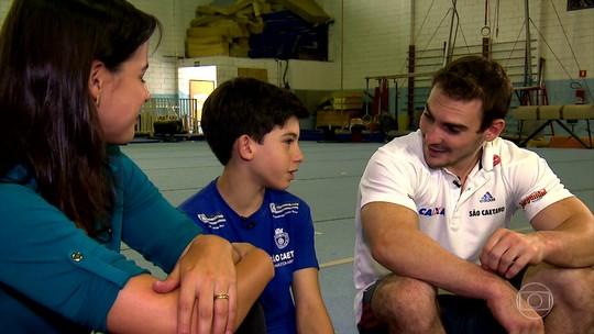 Escolha da modalidade esportiva deve unir habilidades com genética