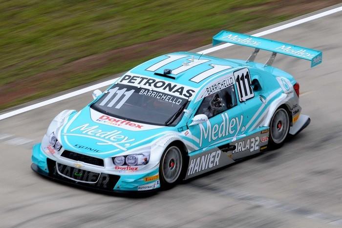 Rubens Barrichello - Stock