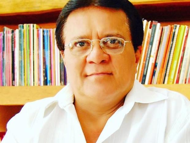 Marcelo Jósio Bezerra de Souza morre em hospital de Goiânia, Goiás (Foto: Reprodução/ Facebook)