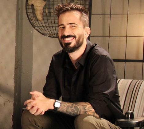 Guilherme Guedes é o novo apresentador do Experimente
