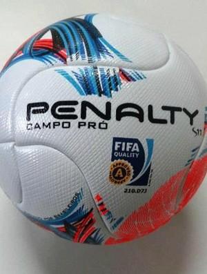 Bola oficial do Campeonato Capixaba 2013 (Foto: Divulgação/FES)