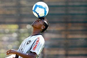 Maicosuel. Botafogo (Foto: AE)
