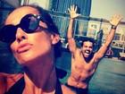 Ricardo Pereira segue viagem para Dubai e se hospeda em hotel de luxo