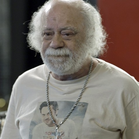 Tonico Pereira, o Ascânio de 'A regra do jogo' (Foto: TV Globo)