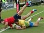 No Pacaembu, Brasil empata com Chile pelo Sul-Americano de rugby XV