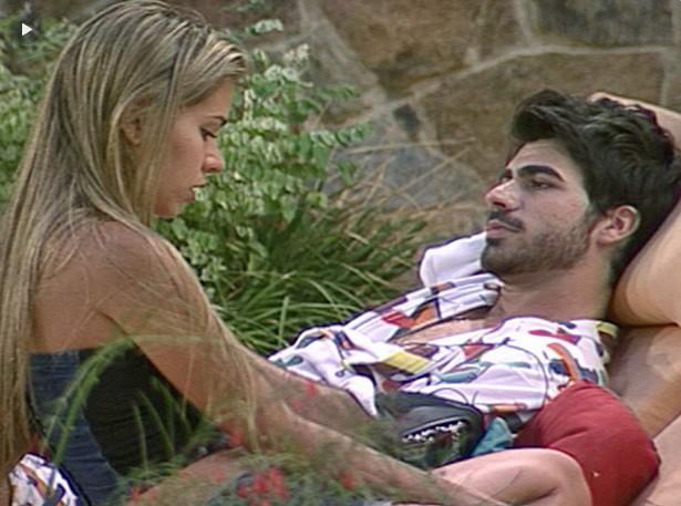 Adriana e Rodrigão estão juntos desde o BBB11 (Foto: Gshow)