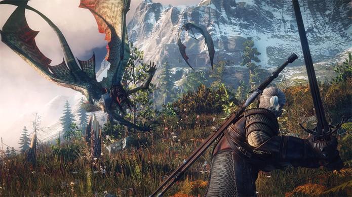 The Wotcher 3 Wild Hunt é uma das ofertas na PSN (Foto: Divulgação/CD Projekt RED)