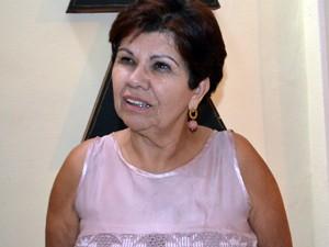 Leila Cabral falou sobre mortes no zoológico de Varginha (Foto: Samantha Silva / G1)