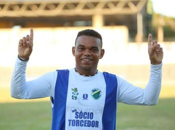 Carlinho Bala (Foto: Luís Júnior)