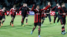 Milan vira contra o Siena em trs minutos e vai  Champions (AP)