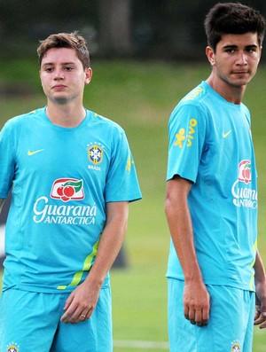 mattheus adryan seleção brasileira sub-20 (Foto: Alexandre Durão/Globoesporte.com)