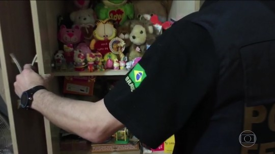 PF prende 33 pessoas em operação contra pedofilia e pornografia infantil