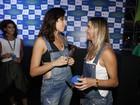 Deborah Secco, Monica Iozzi e mais famosos vão ao show de Otto no Rio
