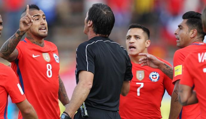 Vidal - Chile (Foto  REUTERS Guillermo Granja) 84a93d212ffb3