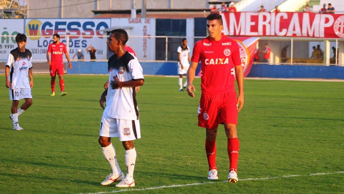 Zé Antônio Potiguar - América-RN (Foto: Canindé Pereira/Divulgação)