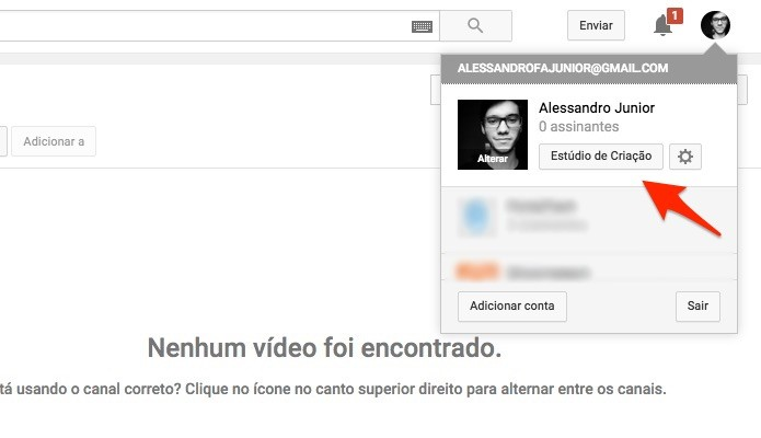 YouTube-Estudio-Criacao