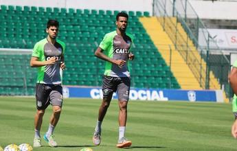 Sem clube, Felipe Santana faz trabalho de recondicionamento no Figueirense