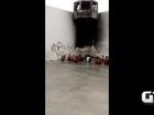 Vídeo e fotos mostram área interna de cadeia após fuga histórica no RN