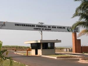 Ex-alunos se formaram em engenharia agronômica no campus de Araras da UFSCar (Foto: Divulgação/CCS UFSCar)