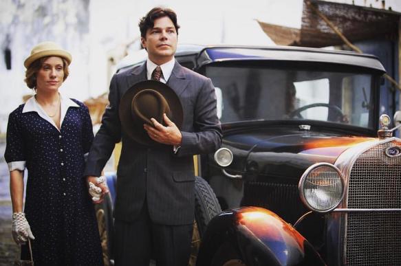 Giselle Prattes e Erik Marmo gravam 'Tempo de amar' (Foto: Reprodução Instagram)