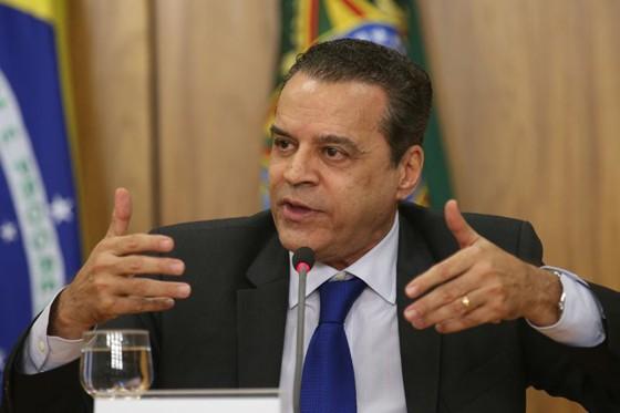 O ministro do Turismo, Henrique Eduardo Alves (Foto: Fabio Rodrigues Pozzebom/Agência Brasil)