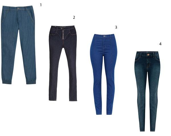 Aposte no jeans mais larguinho ou no oposto, o skinny (Foto: Divulgação)