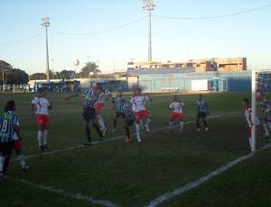 lances do MCFC (Foto: Cida Santana (Globoesporte.com))