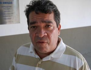 Amadeu Rodrigues, presidente da FPF (Foto: Silas Batista / GloboEsporte.com)