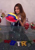 Ariadna Gutiérrez, vítima de erro no Miss Universo, comemora aniversário