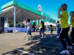 feevale portas abertas saúde RS (Foto: Ana Knevitz/Divulgação)
