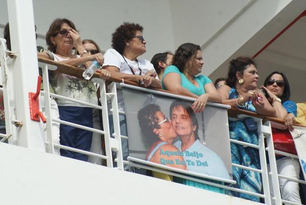 Roberto Carlos (Foto: Paduardo / AgNews)
