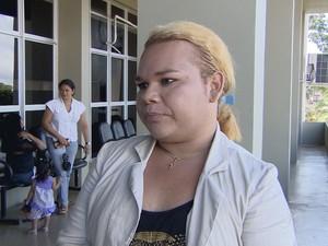 Thabhatha aguardava XX anos pela decisão da justiça (Foto: Reprodução/TV Amapá)