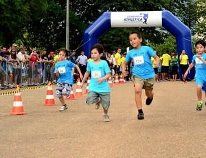 Corrida Infantil Manaus (Foto: Divulgação/Cia Athletica)