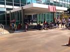 Por reforma agrária, manifestantes ocupam prédio de ministério