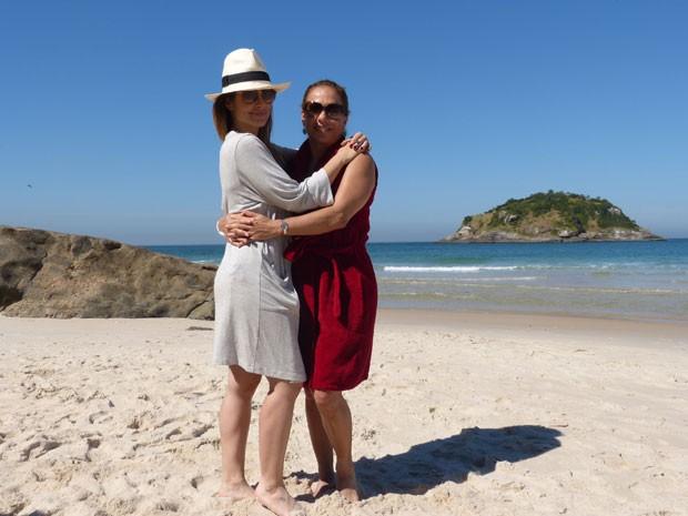 Qual será o final dessa dupla? (Foto: Salve Jorge/TV Globo)