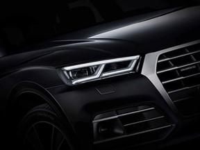 Audi revela mais imagens da nova geração do Q5