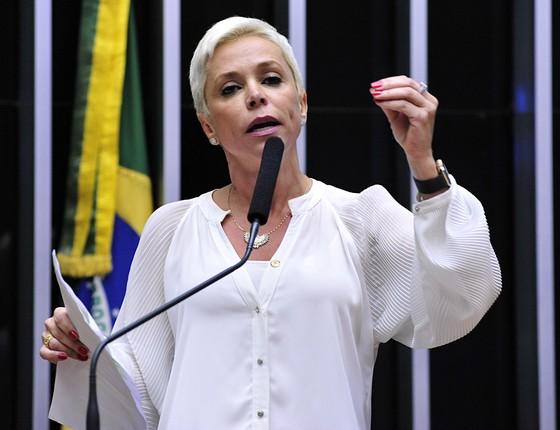 A deputada federal Cristiane Brasil (Foto: Luis Macedo / Câmara dos Deputados)