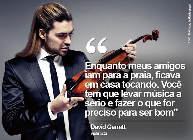 David Garrett (Foto: Divulgação)