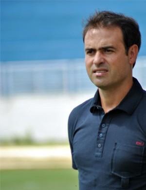 Sidney Moraes comandou o Boa Esporte em 88 partidas (Foto: Lucas Magalhães)