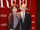 Famosos vão à festa de lançamento da novela 'O rebu'